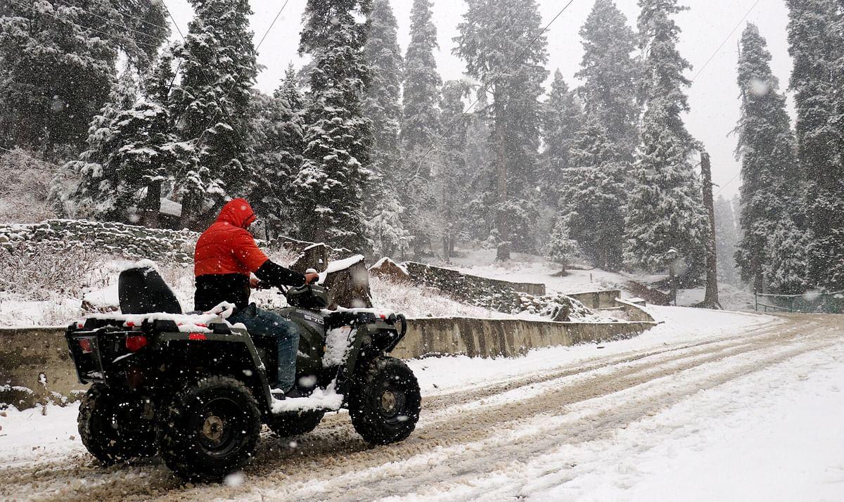 Heavy snow, rain likely from Sunday in J&K, Ladakh
