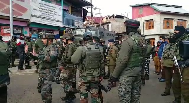 Two soldiers killed in militant attack in Parimpora on Srinagar outskirts