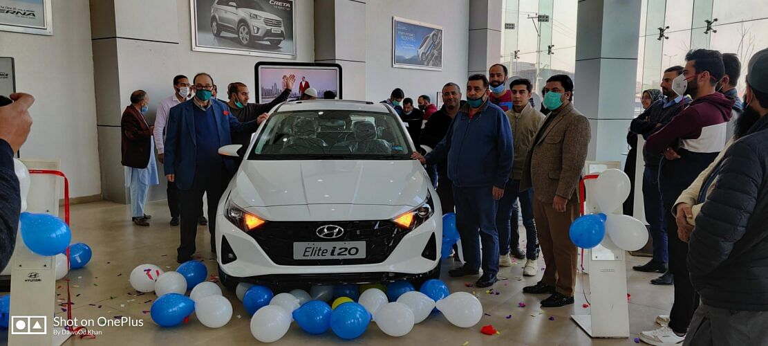 Arise Hyundai launches 'The All-New i20'