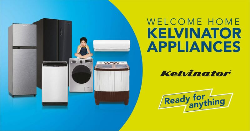 Kelvinator range of home appliances launched in India