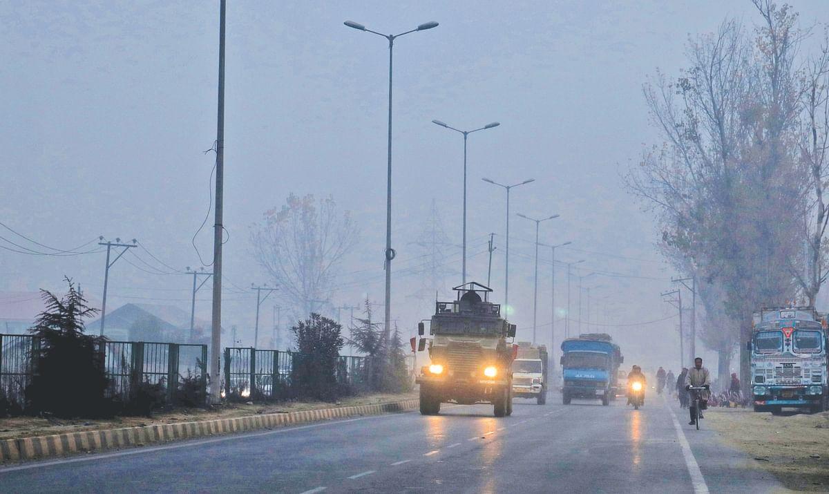 Harsher winter forecast for J&K, Ladakh this season