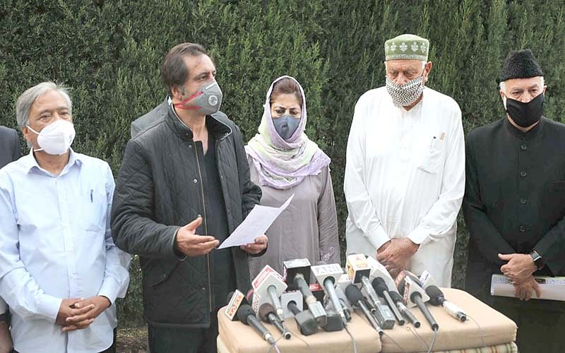 Sajad Lone-led Peoples Conference pulls out of PAGD alliance, cites breach of trust