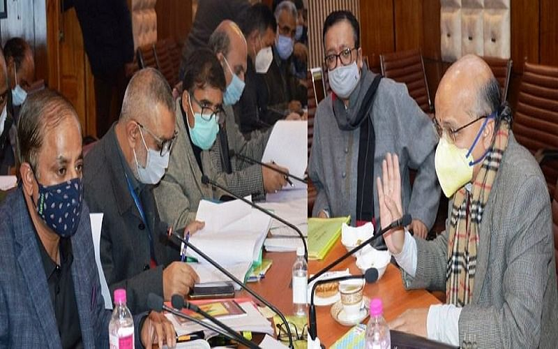 SLEC meeting of MIDH held