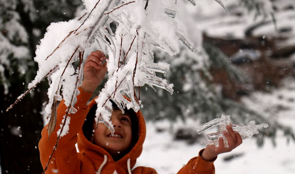 Light snow likely in Kashmir, Zojila Pass area on Friday