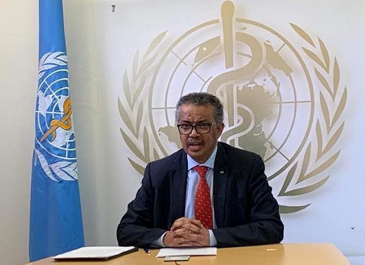 WHO chief descries 'shocking' vaccine imbalance