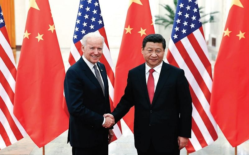 China & the USA: Conflict, Competition & Cooperation