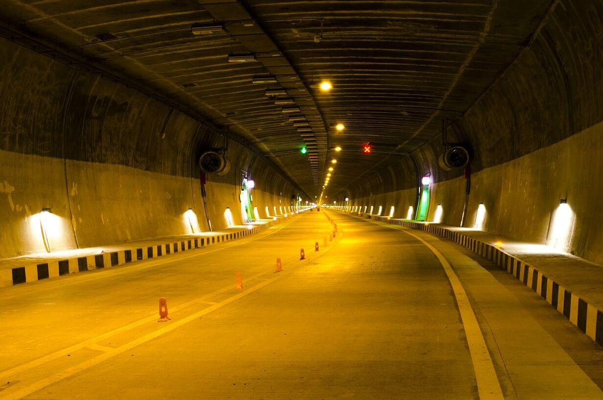 2 die, another injured inside Chenani-Nashri Tunnel