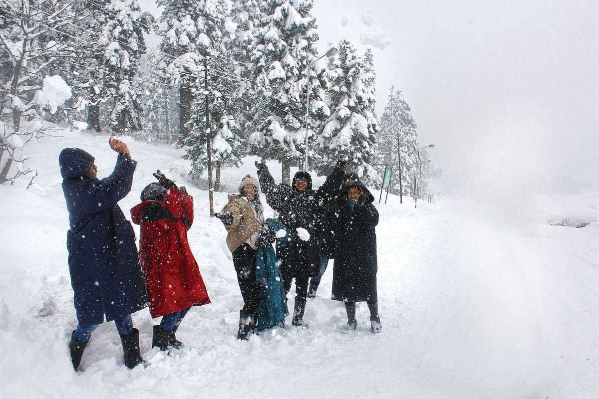 The Snow Memories