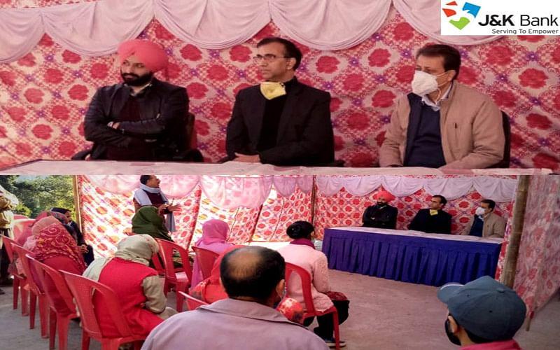 J&K Bank organizes customer meet in Udhampur