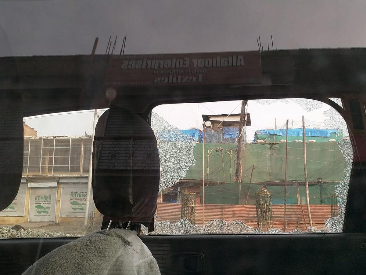 Grenade attack on CRPF camp in Srinagar
