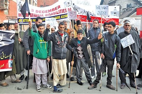 Part 1 | Status of the Disabled in J&K