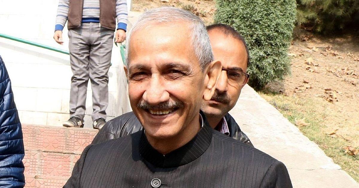 Former J&K Interlocutor Dineshwar Sharma passes away