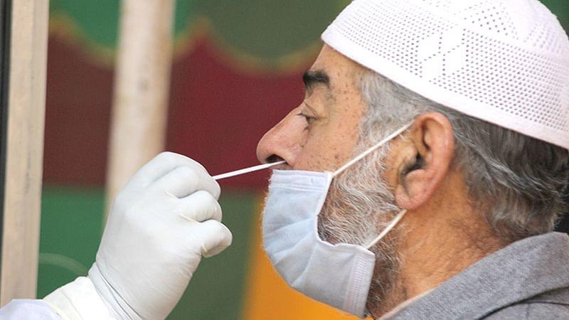Over 29 lakh Rapid Antigen Tests done in J&K