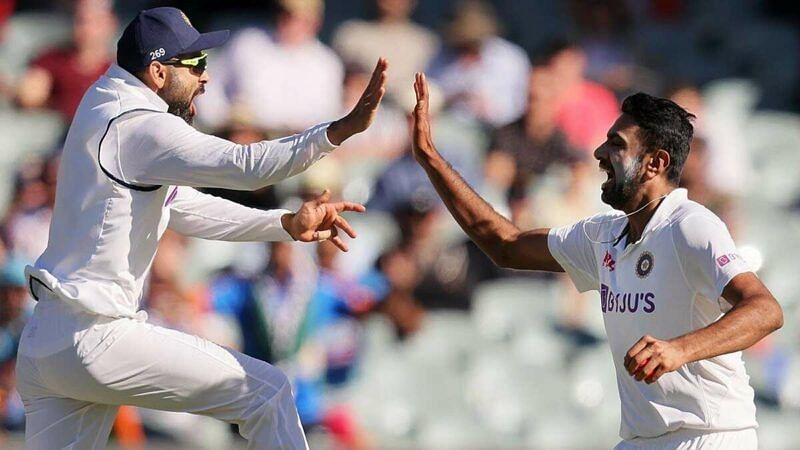 Ashwin becomes 2nd highest wicket taker in Tests in India