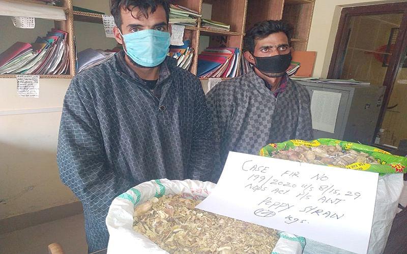 Awantipora Police books 'drug peddler' under PSA