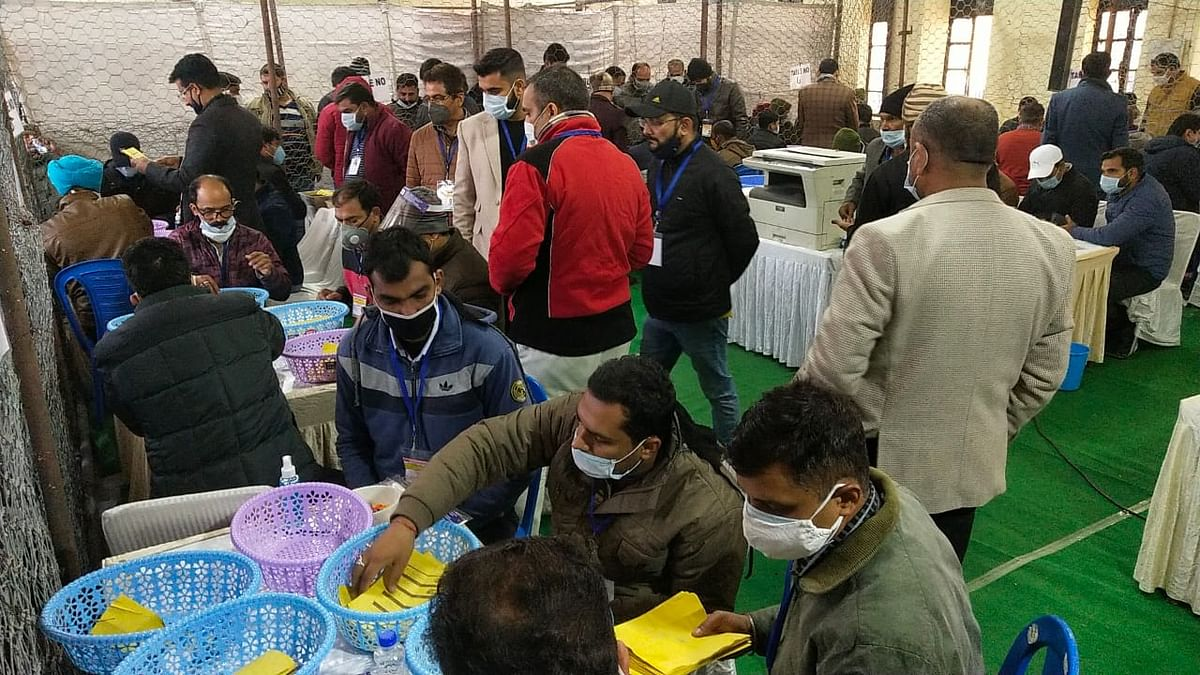 BJP, PAGD neck and neck in J&K DDC polls