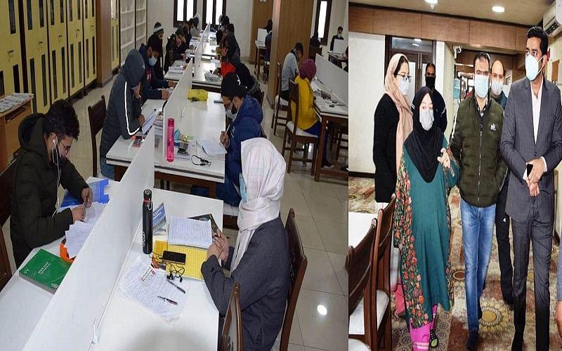 Srinagar to get 2 smart libraries
