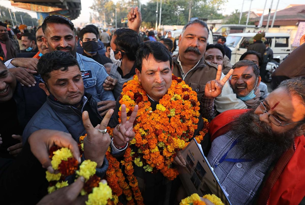 PAGD wins 25 seats in Jammu division