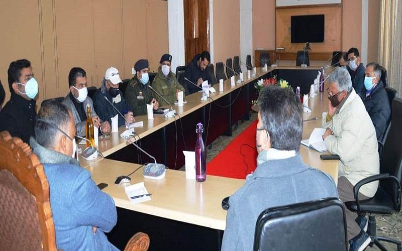 Div Com finalizes arrangements at SKICC