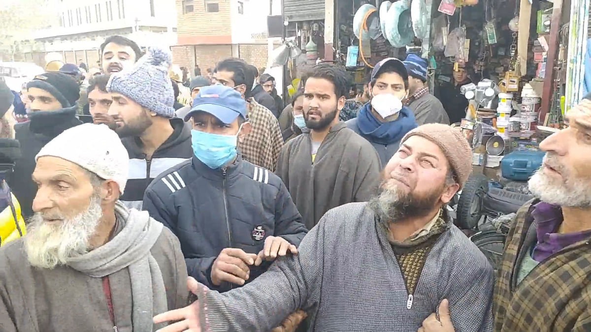 Lawaypora encounter: Police issue statement, contest family version