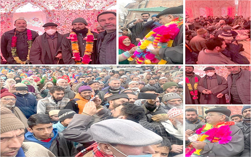 Committed to restoration of statehood: G H Mir