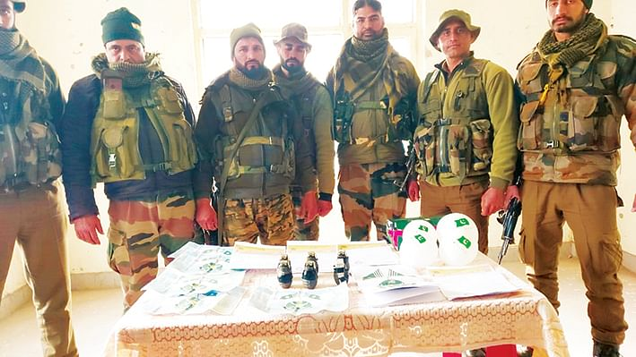 Grenades recovered during search operation in Mendhar, 3 detained: Police