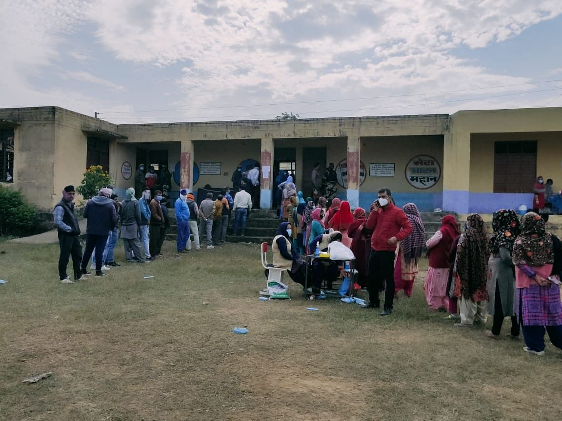 Phase-III DDC polls   High voter turnout trend continues in Jammu: Govt