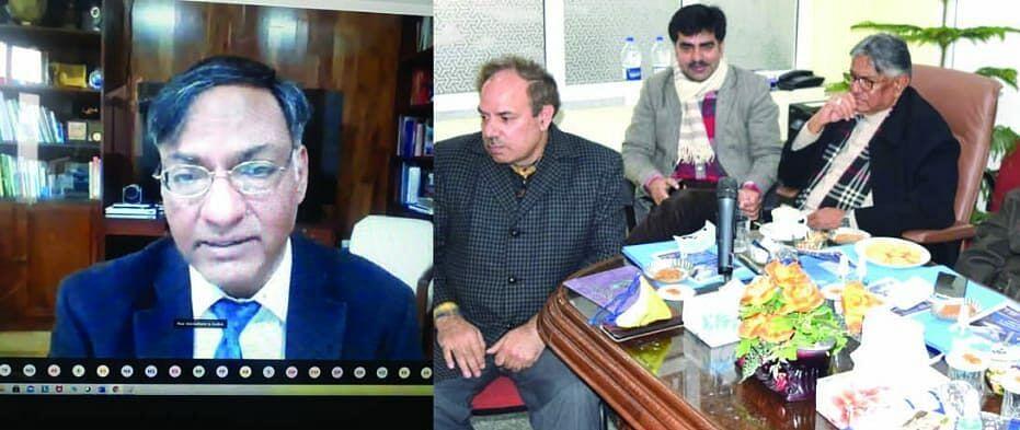 Kashmir University gets Centre of Excellence for glacial studies