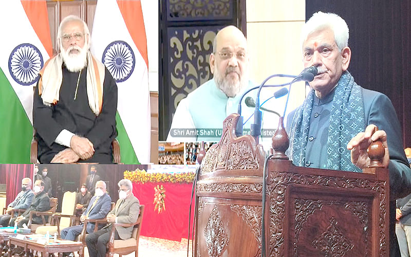 21 lakh Jammu and Kashmir families to get free treatment under Ayushman Bharat: PM