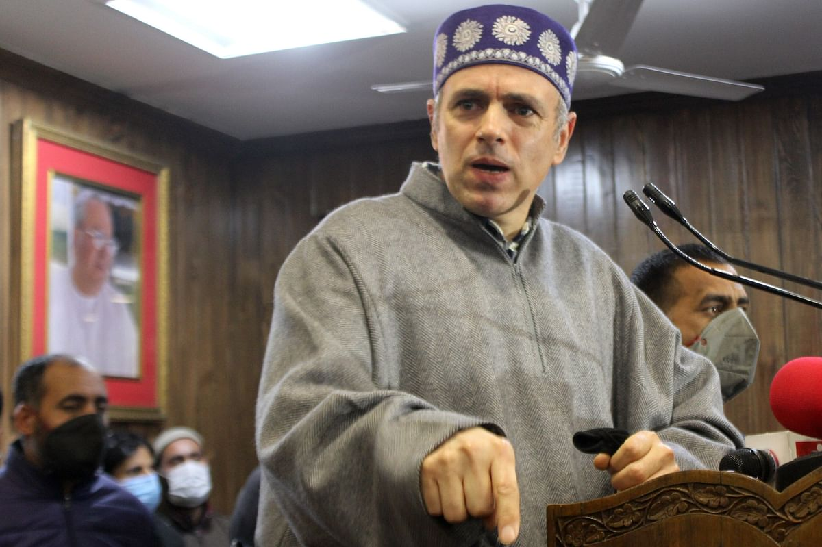 Centre should listen to the voice of people of J-K: Omar Abdullah
