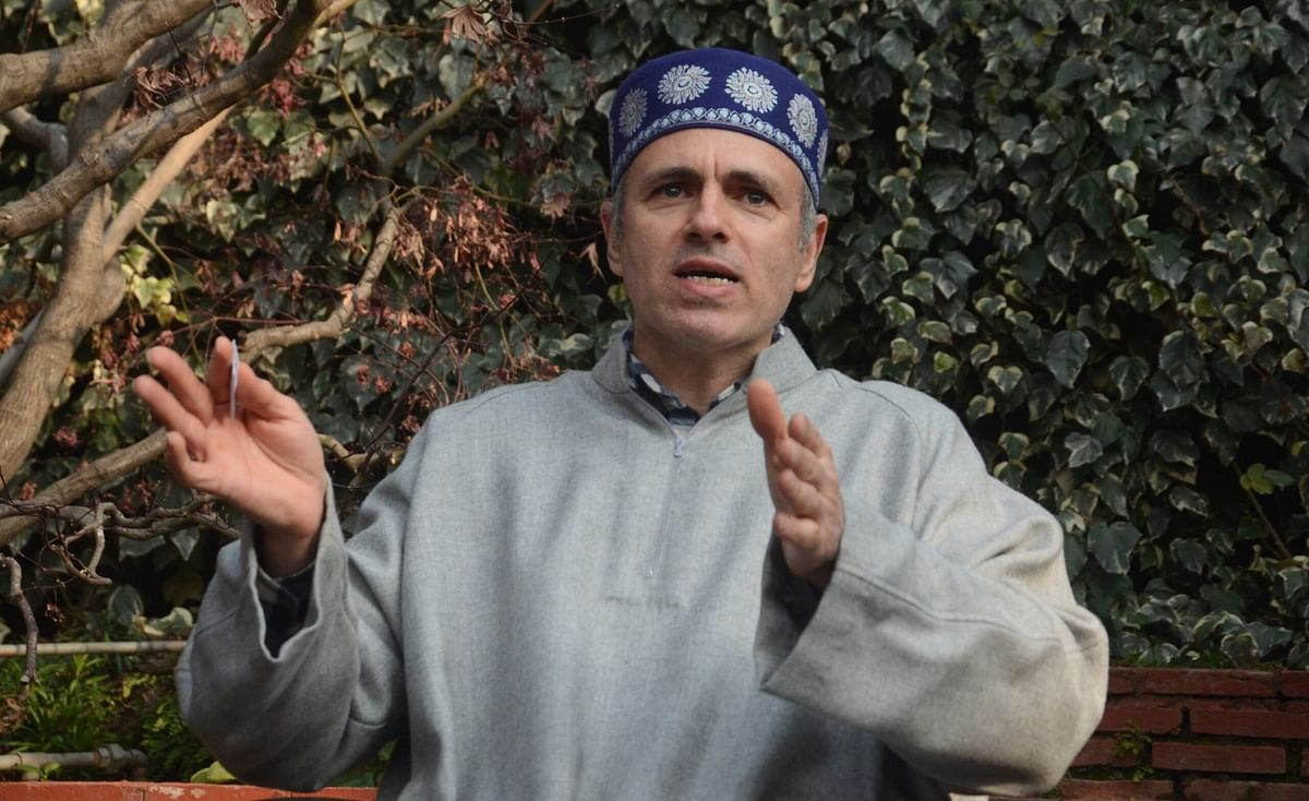 PAGD candidates threatened, coerced to join Apni party, alleges Omar Abdullah