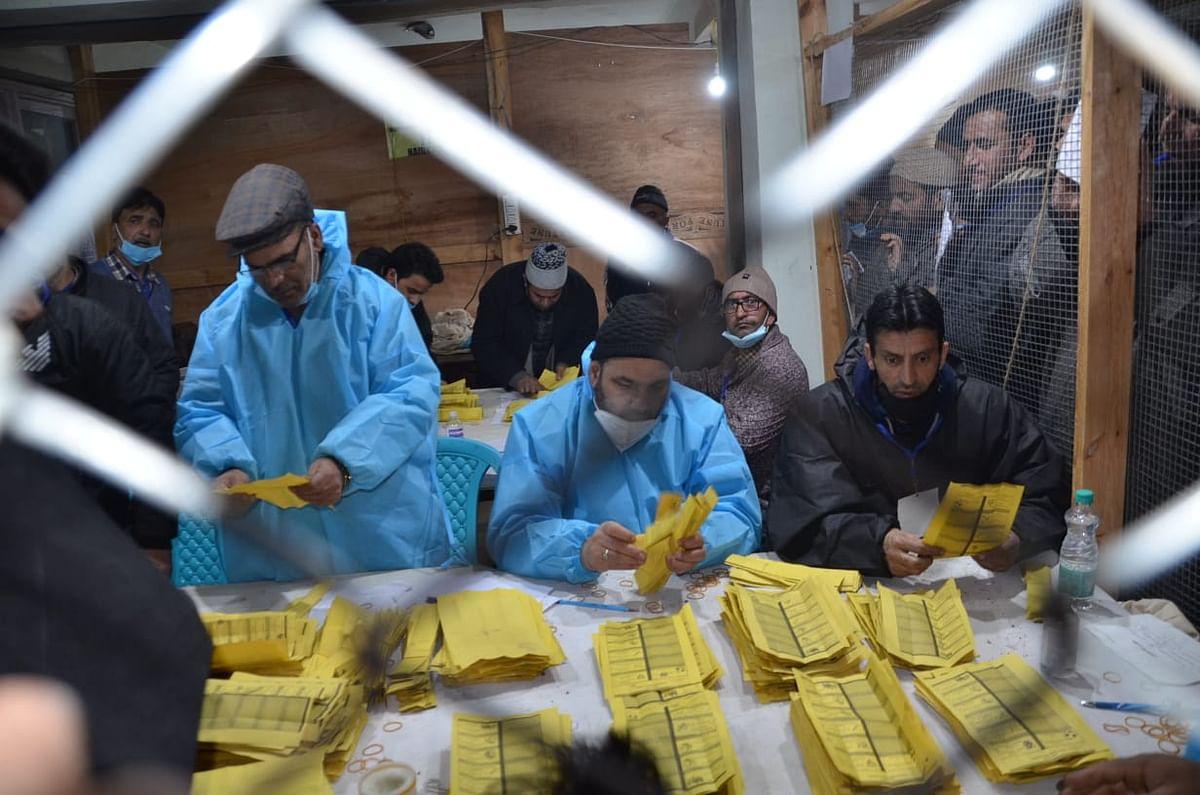 Former legislators among many political stalwarts loose DDC polls in Rajouri, Poonch