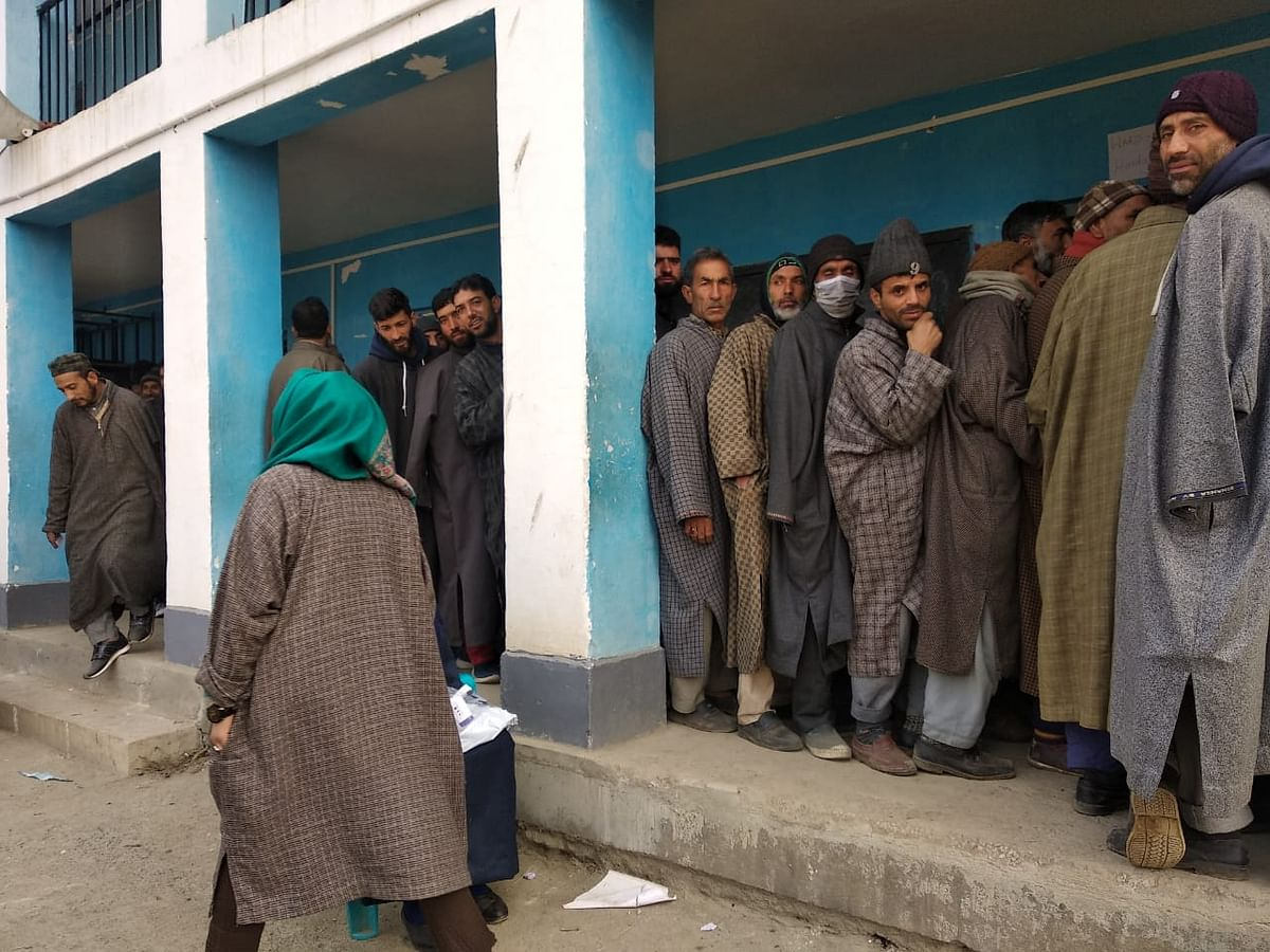 In Sukhnag, people vote for better tourism infrastructure
