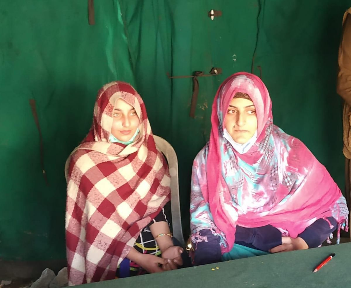 Two teenage PaK girls detained on LoC in Poonch: Army