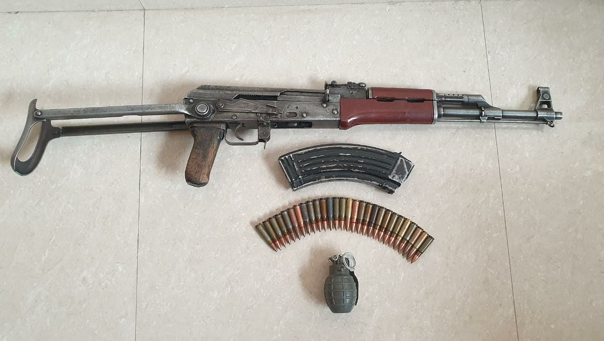 Four Al-Badr militant associates held with arms in Awantipora: Police