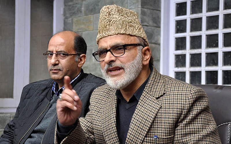 Sagar condoles demise of Molvi Yasin Shah, Muhammad Amin Khan