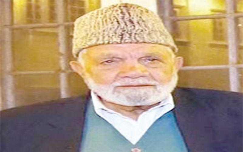 Prominent businessman M Shafi Shah passes away