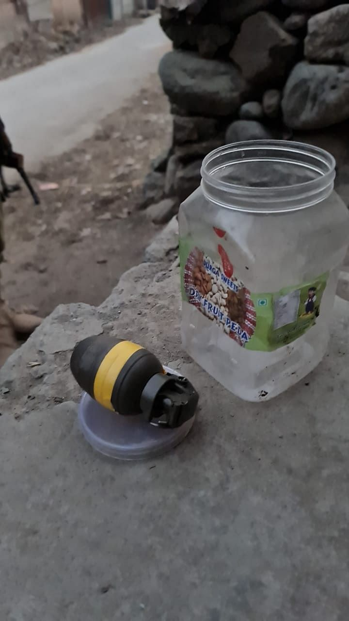 Militant associate held in south Kashmir's Tral, grenade recovered: Police