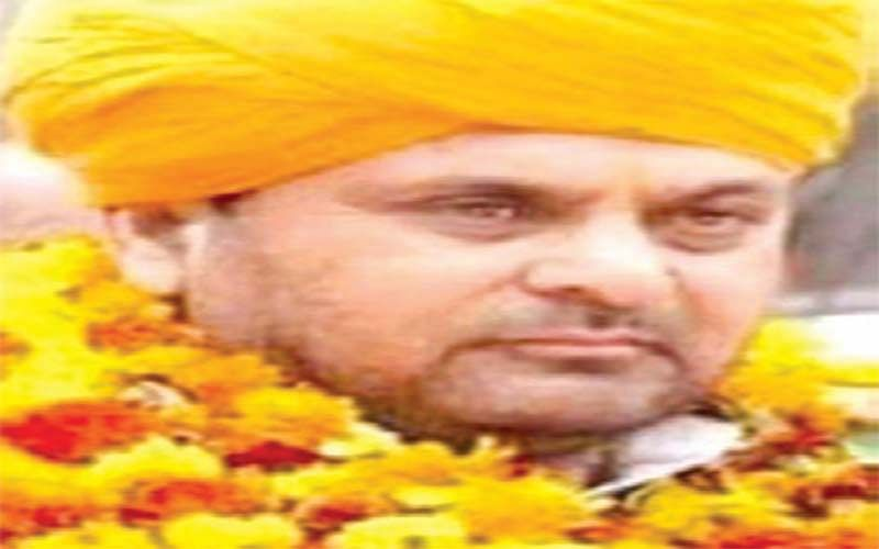 Congress leader MadanLal Sharma passes away