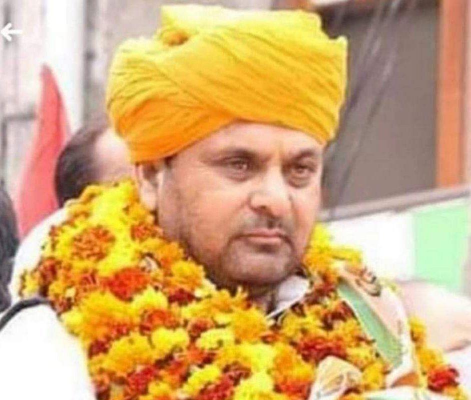 Congress leader Madan Lal Sharma passes away