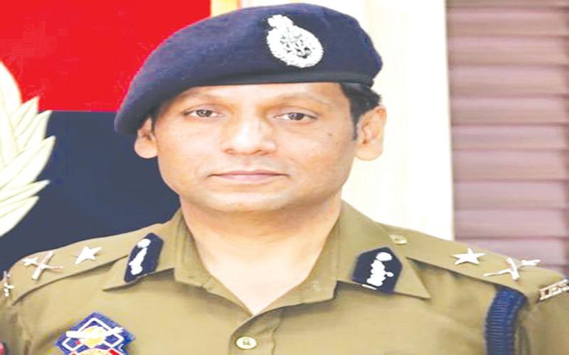TRF module busted, 2 arrested: IG Jammu