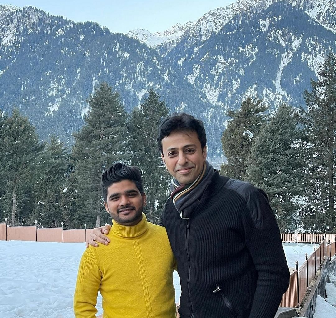 Bollywood composer Salim Merchant spellbound by Kashmir on maiden visit; wishes to hold music concert in valley