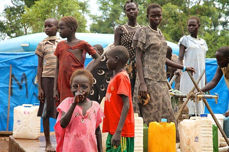 More than 58,000 Ethiopian refugees flee into Sudan: UN
