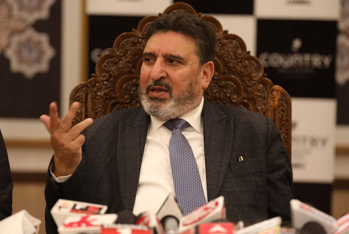 Altaf Bukhari asks Govt to address issues of CBSE, NCERT students