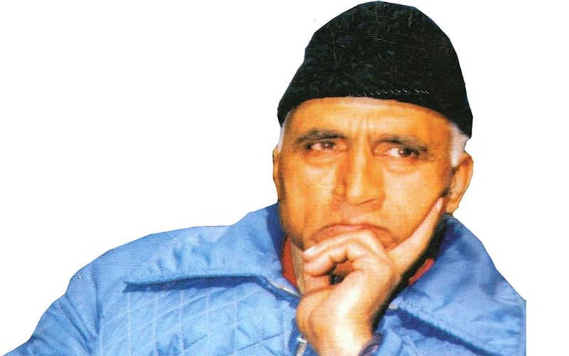 GN Firaq: One of the greatest poets of modern Kashmir