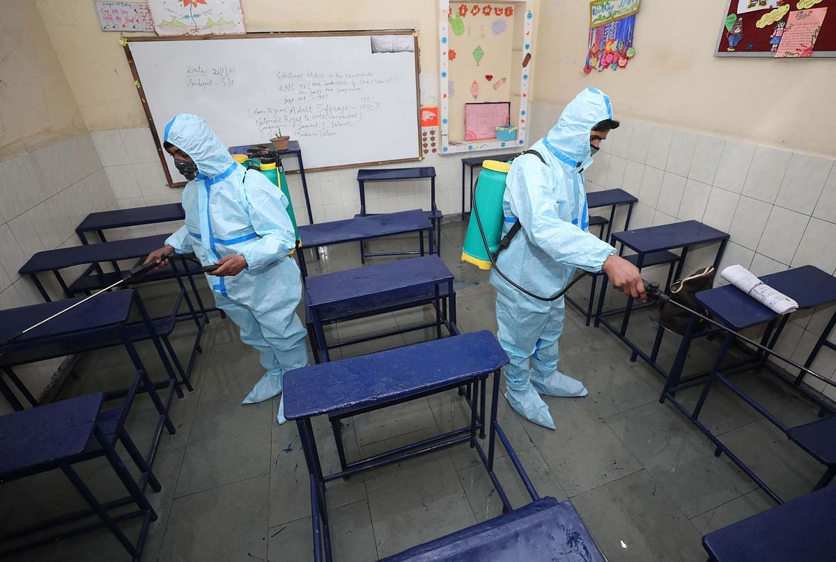Reopening schools Amid the pandemic