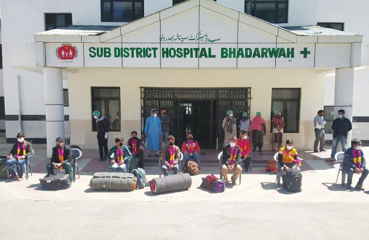 Doda first coronavirus free district of J&K: Officials
