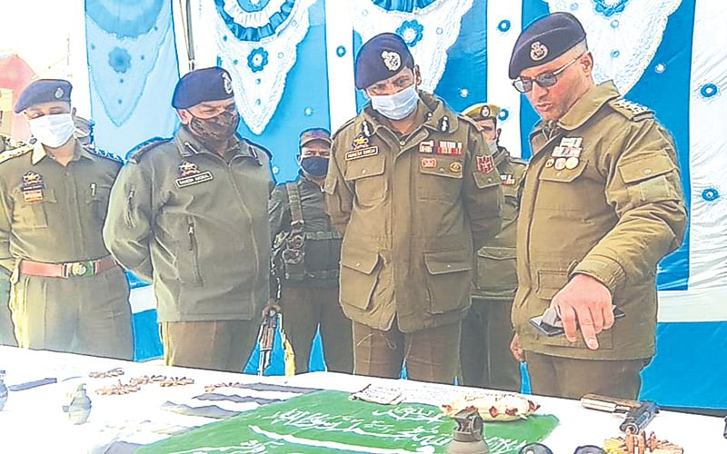 IGP reviews security situation in Poonch