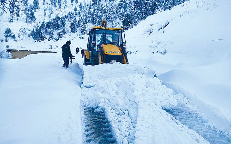 Bhaderwah-Chamba road to be cleared for tourism revival: Admin