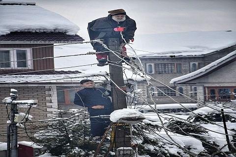 Power Paladin's of Kashmir